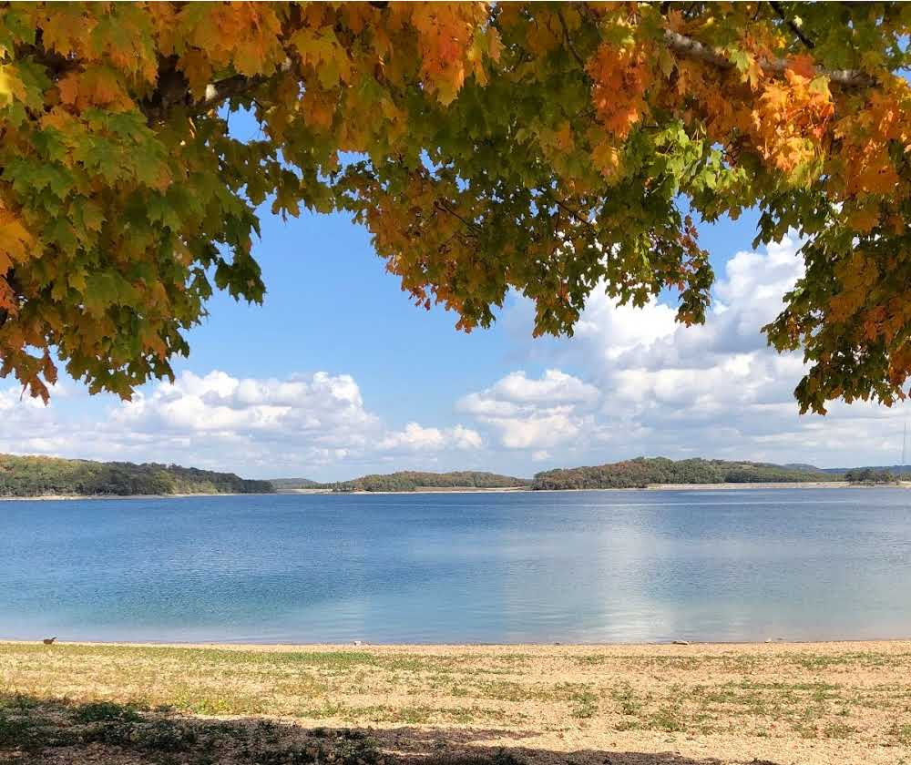 fall-camping-in-the-ozarks-dam-site-lake-park-campground