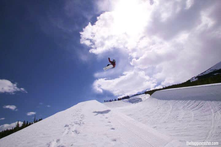 things to do in utah snowboarding
