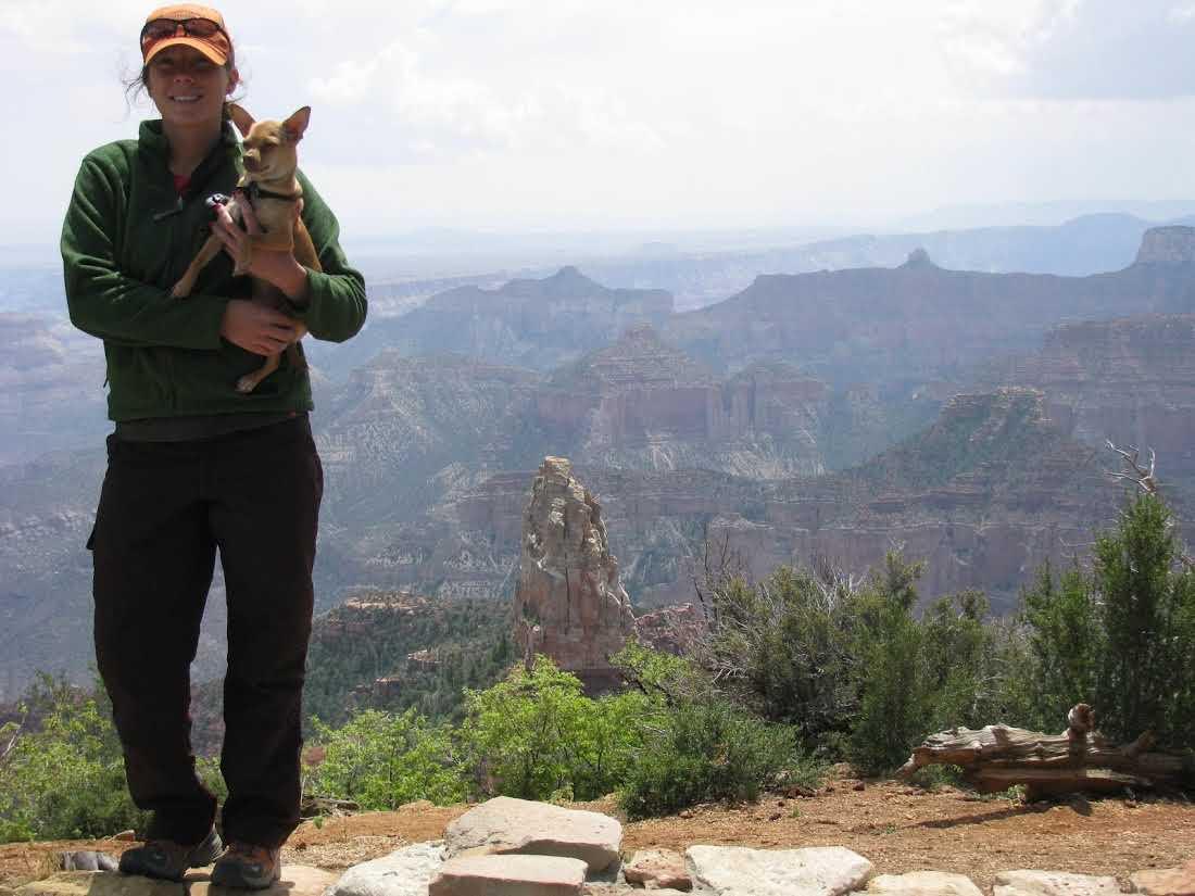 dog-friendly-hikes-grand-canyon