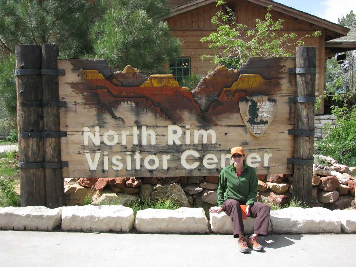 north-rim-grand-canyon-visitor-center-sign