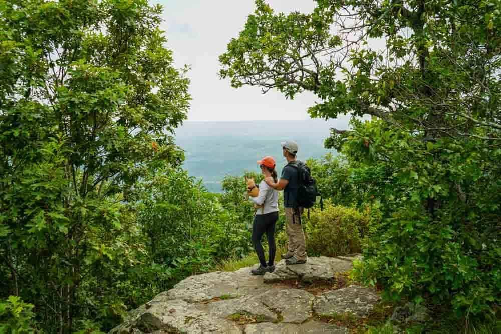 mount-magazine-state-park-weekend