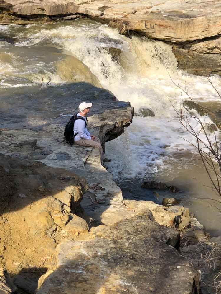 weekend-getaway-from-tulsa-bluestem-falls