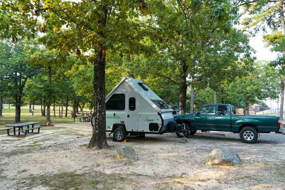 Mount-Nebo-State-Park-campground